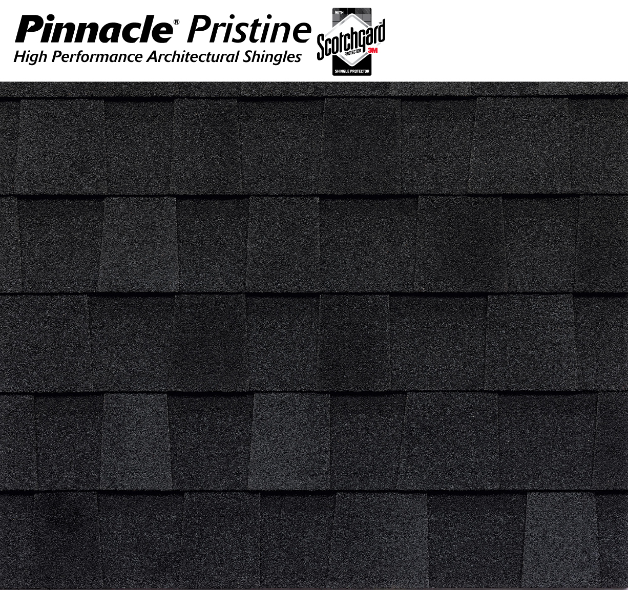 Pinnacle Scotchgard Pristine Black