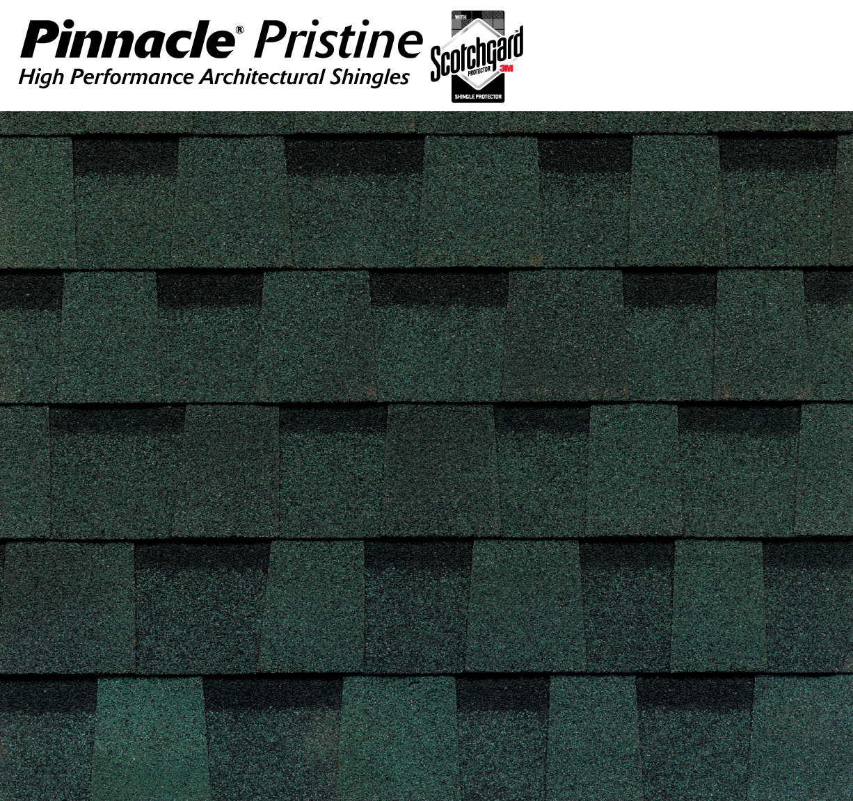 Pinnacle Scotchgard Pristine Green